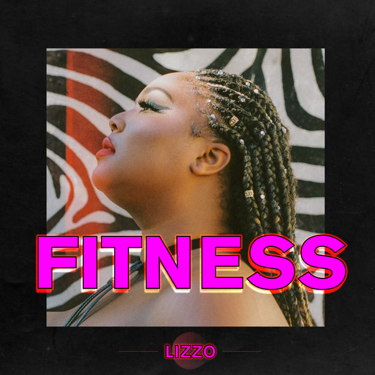fitness album cover